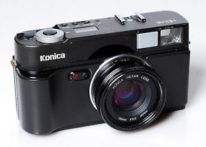 Wanted: 35mm Point and Shoot Camera