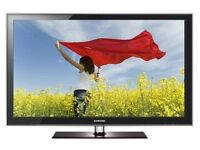 """Samsung 42"""" tv hd with free view"""