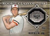 Cal Ripken Jr Commemorative Baseball