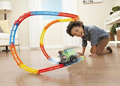 NEW Little Tikes Kids Lights & Sounds Tumble Train Toy