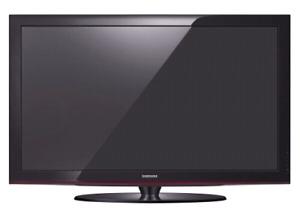 Samsung 43 plasma tv