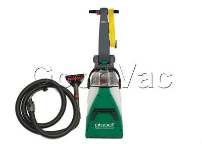Bissell Big Green Commercial Carpet Shampooer Extractor Clea