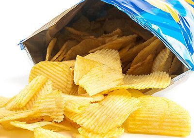 Keine Frage: Chips schmecken am besten frisch aus der Tüte. (© Thinkstock über The Digitale)