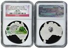 Silver NGC Certified Australian Commemorative Coins 2013