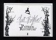 Signed Bookplate