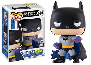Golden Age Batman Pop Vinyl Pop Heroes at JJ Sports!