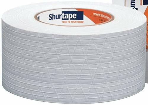 Shurtape MB-200 Metal Building Insulation Tape: 2.83 in. x 50.3 yds. (White)