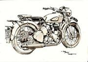Motorcycle Art