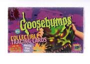 Goosebumps Cards