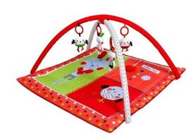 RED KITE COTTON TAILS UNISEX PLAYMAT - BRAND NEW IN BOX