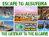 The Algarve, with Sandy Beaches, Sunshine and Relaxing Days