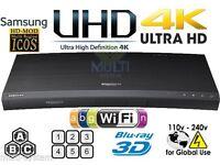 samsung ultra hd 4k blue ray player
