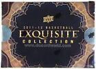 2011-12 Exquisite