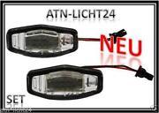 LED Kennzeichenbeleuchtung Honda