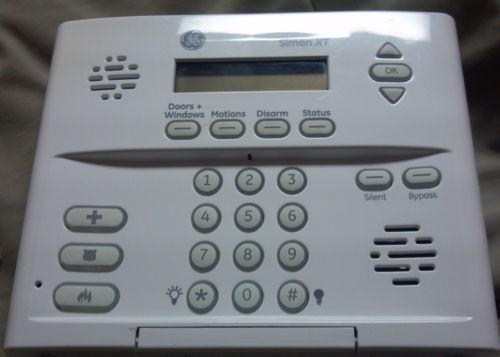 Simon Xt Alarm Home Security Ebay