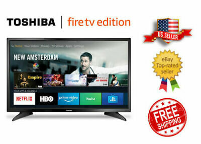 Toshiba 32LF221U19 32 inch 720p HD Smart LED TV Fire TV Edition ~Brand New n Box