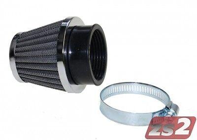 Luftfilter Sport Motorrad Filter 48mm uni für China Roller 50