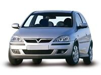 vauxhall corsa mk 2 passenger side manual wing mirror 2001 02 03 04 05 06