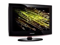 """SAMSUNG 32"""" LCD TELEVISION FREEVIEW"""