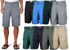 S Solid Regular Size 100% Cotton Shorts for Men