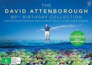 The David Attenborough 90th Birthday Collection - DVD Region 4