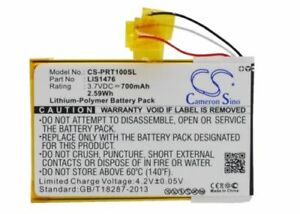 New Battery for SONY PRS-T1, PRS-T2, 1-853-104-11, LIS1476, LIS1