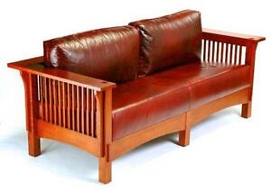 Mission Furniture Sofa