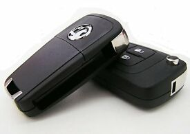 Vauxhall Insignia Car Key Fob Remote - cut and programmed