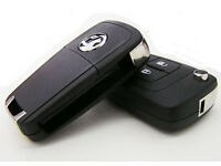 Vauxhall Corsa D 2007 onward Car Key Fob Remote - cut and programmed