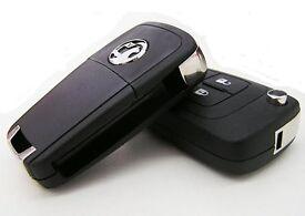 Vauxhall Corsa D 2007 onward Car Key Fob Remote - cut and programmed