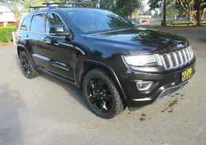 2013 Jeep Grand Cherokee 4x4 **12 MONTH WARRANTY** Coopers Plains Brisbane South West Preview