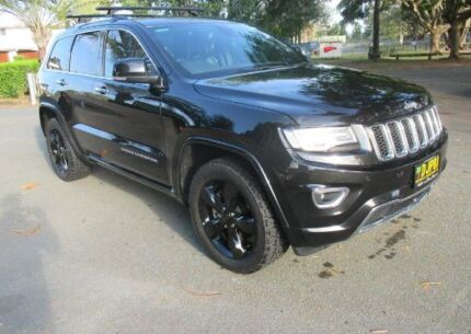 2013 Jeep Grand Cherokee 4x4 **12 MONTH WARRANTY**