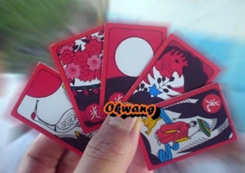 Hwatoo Godori KoreaTrump Korean Card Hwatu Okwang Tazza Gostop Godori tazza