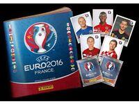 Panini Euro 2016 stickers to swap