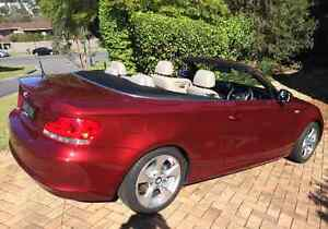 2012 BMW 125i Convertible **12 MONTH WARRANTY**