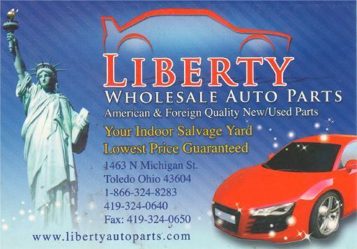 Liberty Wholesale Auto Parts