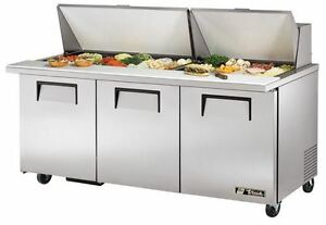 True Prep Table TSSU7230MB