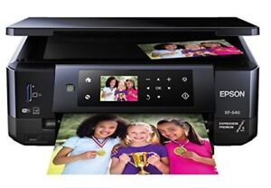 EPSON XP-640, inkjet printer, brand new