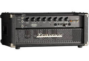 Traynor YBA 200 All tube bass head + TC electronic 4x10 RS cab