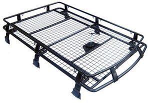 Roof-Rack-Toyota-Landcruiser-100-Series-185cm-long