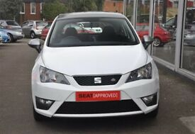 Seat Ibiza 1.2 FR limited edition panoramic sunroof/ Grey alloy wheels