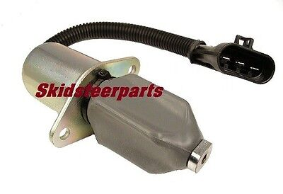 Bobcat Skid Steer Fuel Shut Off Solenoid Switch S150 S160 S175 S185 T190
