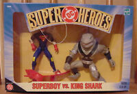 DC Super Heroes - Superboy VS King Shark MISB