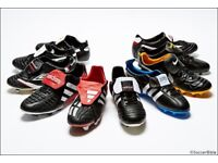Football boots wanted!