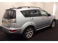 2010 Mitsubishi Outlander 2.2 DI-D GX3 5 door SST Diesel Estate