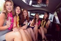 KITCHENER WEDDING LIMO CAMBRIDGE BIRTHDAY LIMOUSINE ~~