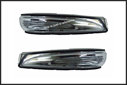 OEM GENUINE LED Turn Signal Side Lamp LH RH 2pc Fits Hyundai Accent [12~16]