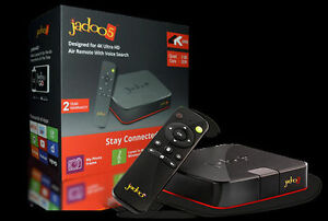 JADOO 5 Box with Air Mouse and Regular Remote (Brand New)