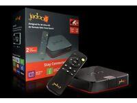 Brand New Jadoo5 4K Ultra HD IPTV Box