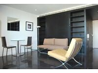 Studio on 31st Floor with West Facing Balcony, West Tower, Pan Peninsula Square, London, E14